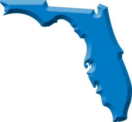 Outline of the state of Florida
