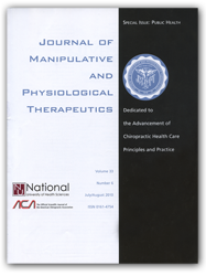 Image of JMPT cover /