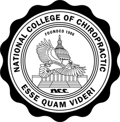 Image of the seal of the National College of Chiropractic