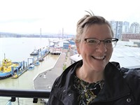Cambron In Vancouver For Keynote
