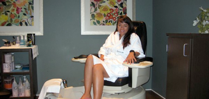 Top -pedicure