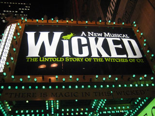 Wicked -feb 2007