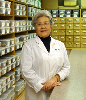 Photo of Dr. Cai