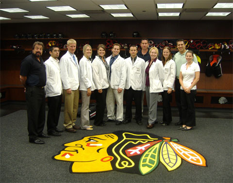 Blackhawks 2010