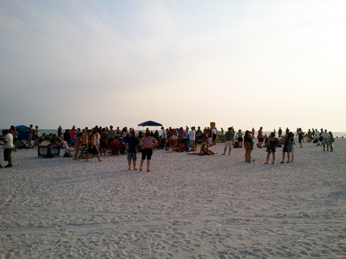 Photo of Treasure Island Drum Circle