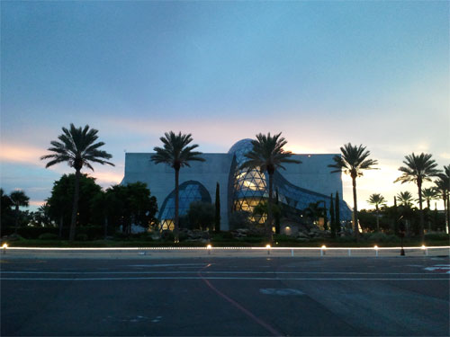 Photo of Dali museum
