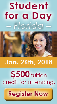 Student for a Day is Jan. 26, 2018