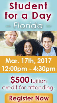 Student for a Day is March 17, 2017