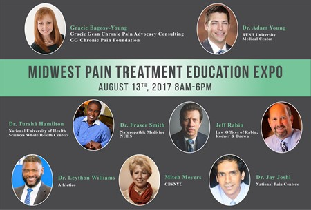 2017 Midwest Pain Expo Speaker Line Up V2