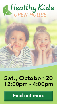 Healthy Kids Open House October 2018
