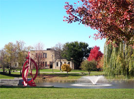 NUHS outside campus