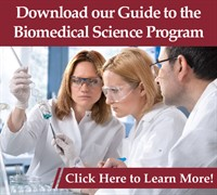 download our guide to the biomedical science program