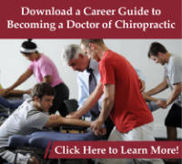 download a career guide to become a doctor of chiropractic